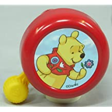 Winnie the Pooh Klingel rot Fahrradklingel