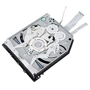 Zerone Optisches Laufwerk für Sony PS4, Interner Laufwerk, optisches Laufwerk, flach, für Spielkonsolen