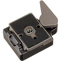 Manfrotto 323 Schnellwechseleinrichtung (Nachrüstung für Stative ohne Schnellwechselsystem)