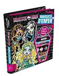 Monster High / Coffret Bracelets d'enfer