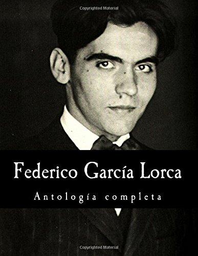 Federico García Lorca, antología completa