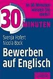 30 Minuten Bewerben auf Englisch