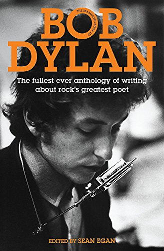 The Mammoth Book of Bob Dylan (Mammoth Books) por Sean Egan