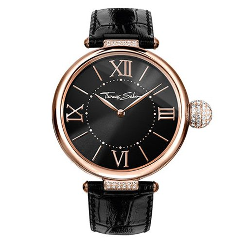 Thomas Sabo - Women's Watch WA0259-213-203-38mm