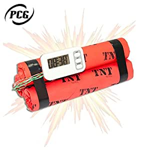 Airsoft - Bombe BZ12 (factice)- TNT avec minuteur E15