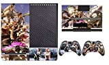 The Cosines Stickers® Microsoft Xbox One Protective Vinyl Designer Skins Stickers for Console with Kinect and Two Wireless Controller Decal, B Games - RPG Final Fantasy XIII Platinum Hits FF13 Farron Claire Lightning Returns by The Cosines Video Games Stickers®