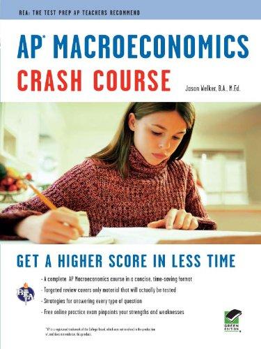 AP Macroeconomics Crash Course (Advanced Placement (AP) Crash Course)