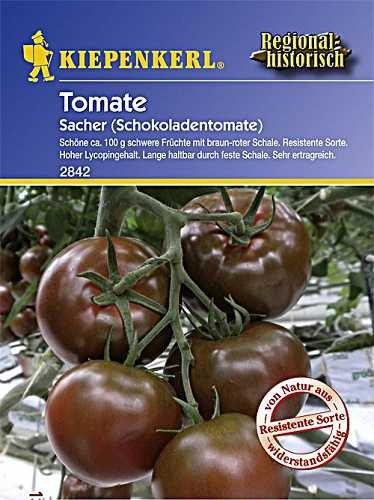 Tomate Schokoladentomate Sacher