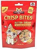 #6: Nootie Endi Shripm Crisp Bites for Cats, Butter, 60 g