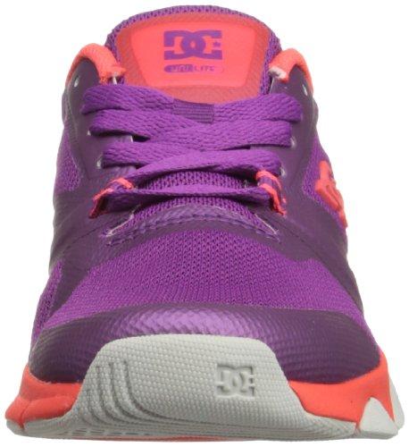 DC Shoes  Unilite Flex Tr J Shoe, Chaussures de Running Compétition femme Violet