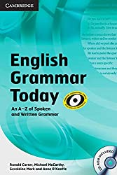 English Grammar Today: Book with CD-ROM