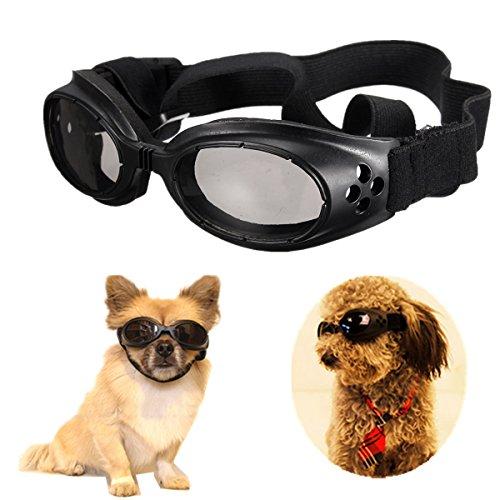 FOCUSPET UV Sonnenbrillen Goggles Hundebrillen Sonnenschutz Brillen Für Haustier Hunde