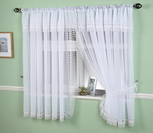 white-macrame-lace-sheer-crushed-voile-window-set100-x-54-254cm-x-137cm-with-attached-pelmet-and-lux