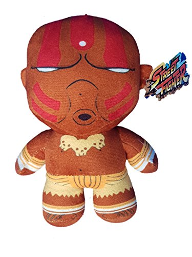 Street Fighter Soft Toy Plush Figures 20cm (Dahlism)