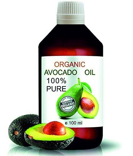 Aceite Ecológico Aguacate 100 ml Comercio Justo 100%