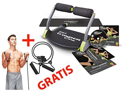 Wonder Core Smart + GRATIS original Widerstandsbänder - Kompakter Allround-Trainer - Mediashop Wonder Core Smart + GRATIS original Widerstandsbänder - Kompakter Allround-Trainer - Mediashop (Smart Trainer)