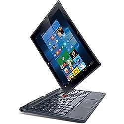 iBall Slide WQ191C 10.1 inch Laptop 2 in 1 / Intel Atom / 2GB / 32GB / Windows 10 (Metallic Silver)