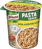 Knorr Snack Bar Nudeln in Käse-Kräuter-Sauce, 65g