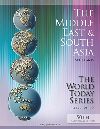The Middle East and South Asia 2016-2017 (World Today (Stryker))