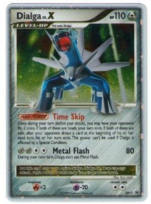 Pokemon Platinum Dialga Lv. X DP37 Promo Card [Toy]