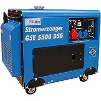 Stromerzeuger GSE 5500 DSG Silent