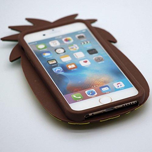 iPhone 3S, Iphone 6, hamyi Motif lèvres sexy design Coque de protection en gel silicone souple pour Apple iPhone 6et iPhone 6S (11,9cm Écran)