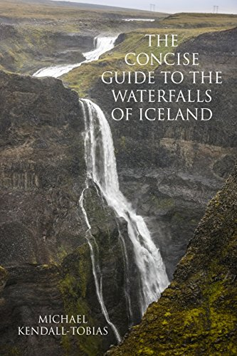 The Concise Guide To The Waterfalls Of Iceland por Michael Kendall-Tobias