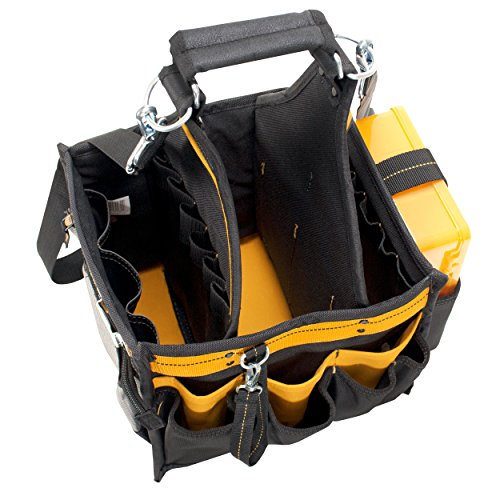 DEWALT DG5582 11-Inch Electrical and Maintenance Tool Carrier with Parts Tray by DEWALT -
