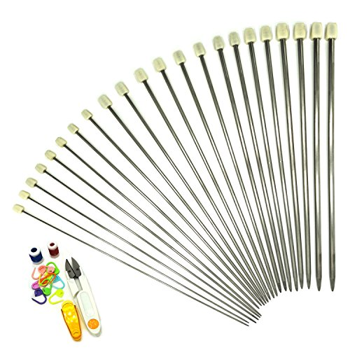Knitting Needles Wartoon Stainless Different