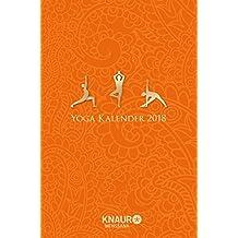Yoga-Kalender 2018