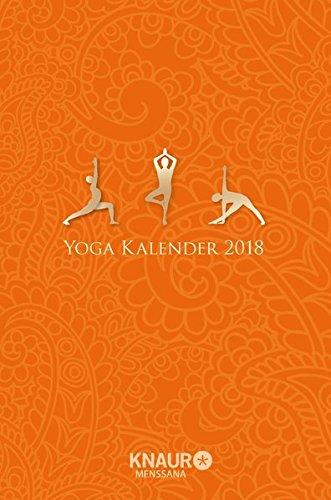 Preisvergleich Produktbild Yoga-Kalender 2018