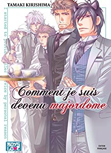 Comment je suis devenu majordome Edition simple One-shot