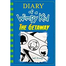 The Getaway (Diary of a Wimpy Kid Book 12) (English Edition)