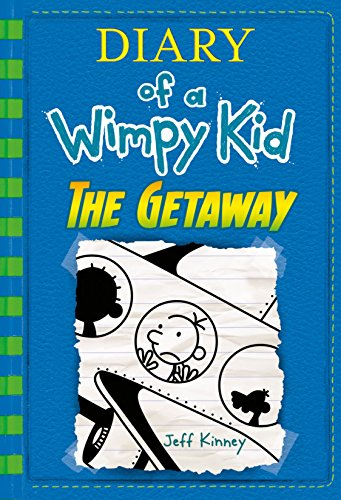 The Getaway (Diary of a Wimpy Kid Book 12) (English Edition) por Jeff Kinney