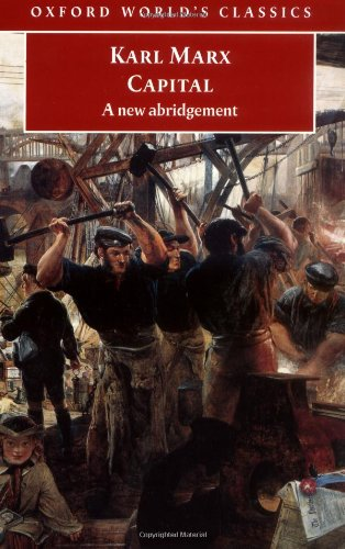 Capital: An Abridged Edition (Oxford World's Classics)