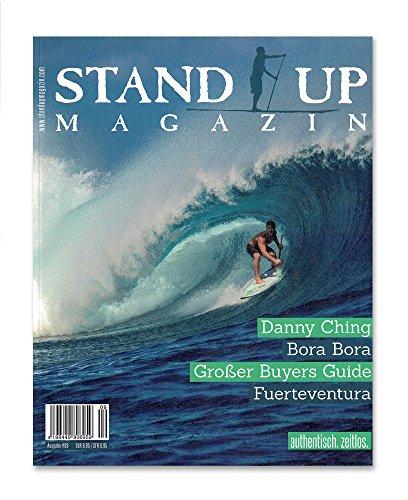 STAND UP MAGAZIN Ausgabe 9