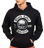 Black Label Society Rock Band Mens Hooded Sweatshirt