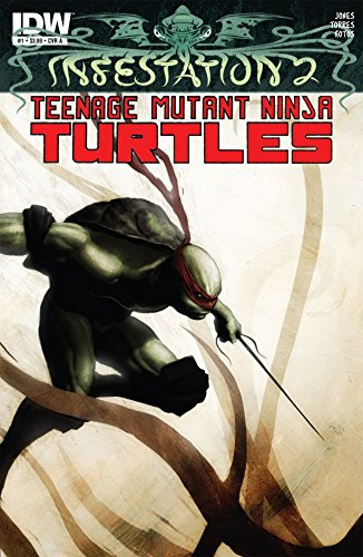 Infestation 2: Teenage Mutant Ninja Turtles #1 (of 2 ...