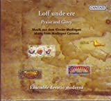 Praise & Glory: Music From Medingen Convent by Praise & Glory-Music From Medingen Convent (2009-06-30)