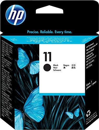 HP 11 Original Druckerpatrone (für HP Officejet Pro, HP Business Inkjet, HP Designjet) schwarz -
