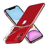 baozun Hülle für iPhone 11,Case für iPhone 11 Ultra Slim Silikonhülle Durchsichtig Handyhülle...