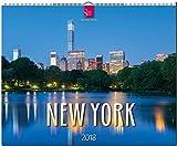 NEW YORK: Original Stürtz-Kalender 2018 - Großformat-Kalender 60 x 48 cm