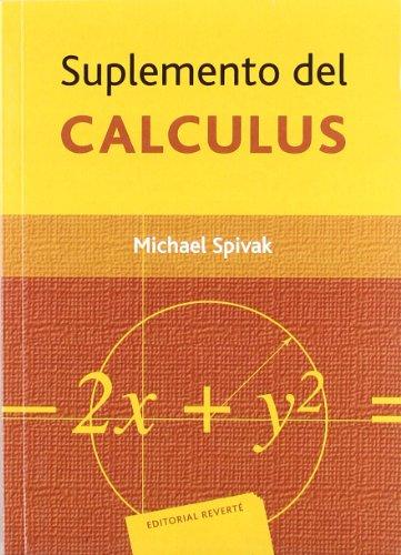 Suplemento Del Cálculus por Michael Spivak