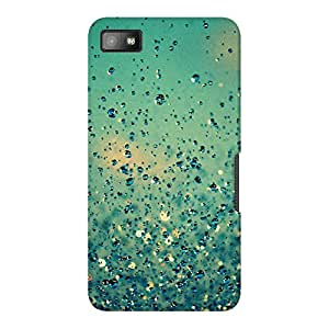 DailyObjects Dew Drops Lullaby Mobile Case For Blackberry Z10