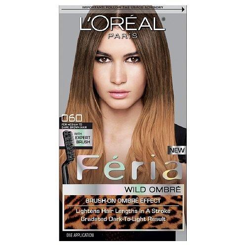 loreal-feria-wild-ombre-haircolor-medium-to-dark-brown-o60-1-ea-by-loreal-paris