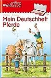 miniLÜK: mein Pferde-Deutschheft 2. Klasse