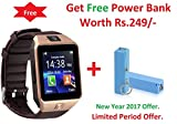 #10: Bluetooth Smart Watch Wrist Watch Phone with Camera & SIM Card Support