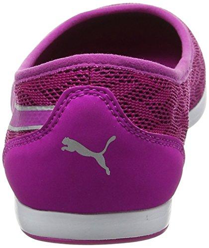Puma Damen Modern Soleil Ballerina Quill Geschlossene Ballerinas Pink (ultra magenta-ultra magenta 01)