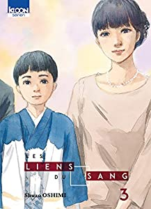 Les Liens du sang Edition simple Tome 3