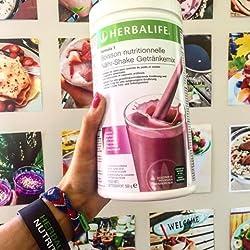 Herbalife Gesunde Mahlzeit Himbeere-Blaubeere Shake 550g